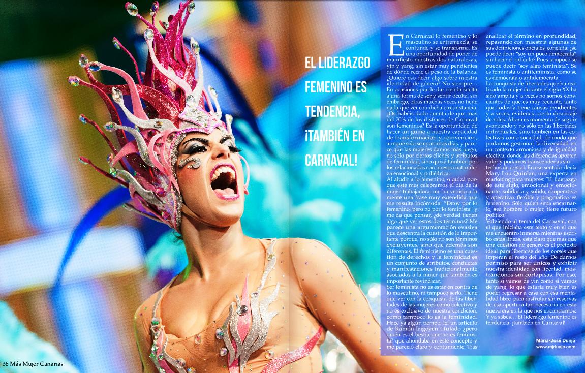 LO FEMENINO ES TENDENCIA, 8MAR15