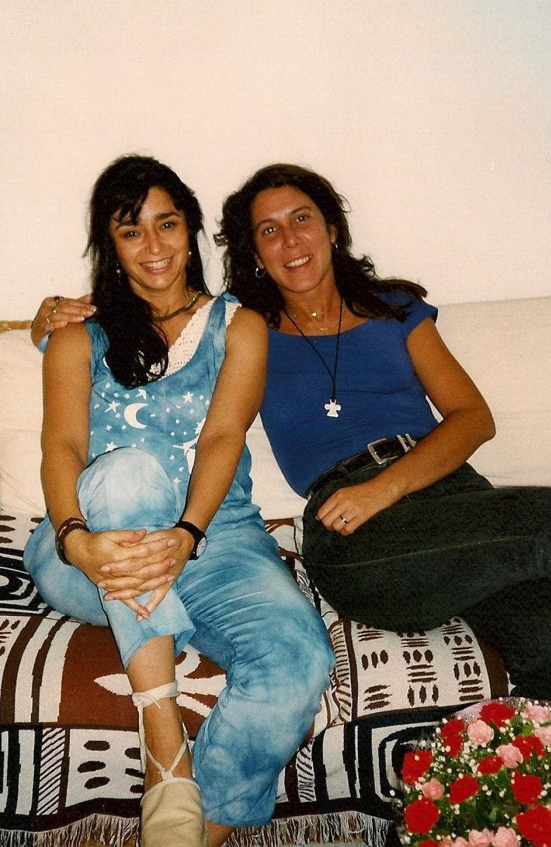 con Núria